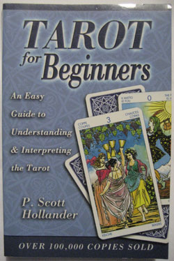 Tarot for Beginners, available from my online shop.