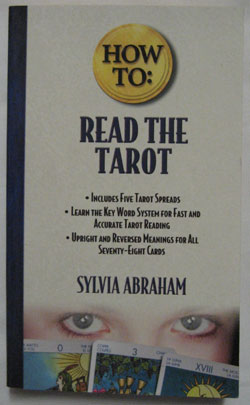How to Read the Tarot, available from my online shop.