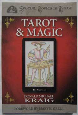Tarot Magic, available from my online shop.