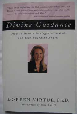 Divine Guidance by Doreen Virtue PhD. Available from my online shop.